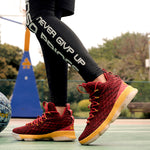 Non-slip Breathable Unisex High Top Sports Shoes