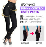 Roomy™  High Waist Pants: Slimming, Waist-Shaping Leggings
