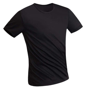 yoyoyoyoga Tops Black / S Quick-drying tops, anti-fouling, breathable t-shirt couple tops