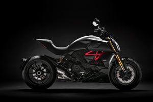 Ducati Diavel 1260 described as unconventional, unique, and unmistakeable