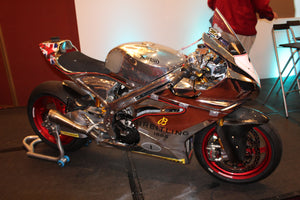 Norton roars to the crowd at National Motorcycle Museum Open Day