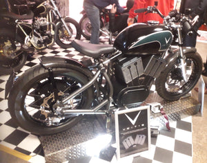 From Bantam to Bobber, the Veitis Electric Motorbike was born