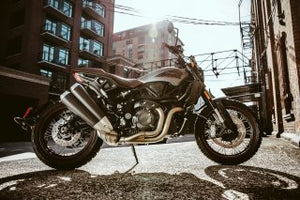 Indian Motorcycle's New 2020 FTR Rally