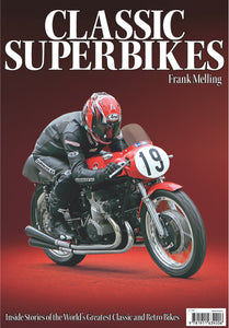 Classic Superbikes – by Frank Melling