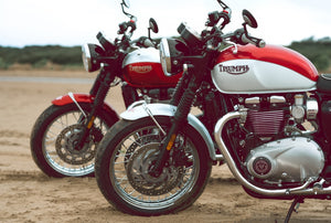 NEW 2020 BUD EKINS BONNEVILLE T120 AND T100 SPECIAL EDITIONS