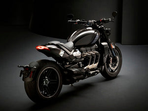 All New 2019 Triumph Rocket 3 TFC