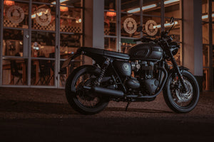 NEW 2019 BONNEVILLE T120 ACE