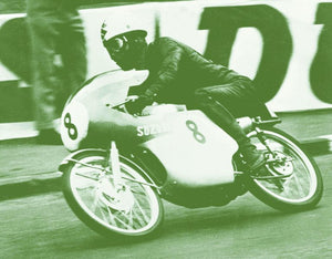 The only Japanese rider to win at the TT has passed away