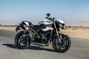 The New Speed Triple S and RS