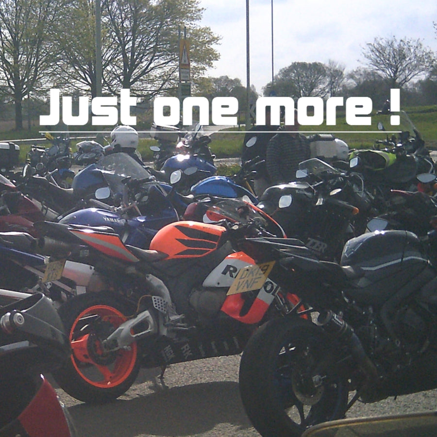 How many motorbikes do you need?