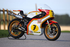 Suzuki set to bring Barry Sheene Classic to life
