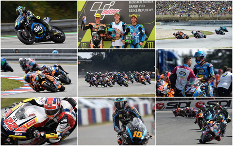 Marquez takes Moto2™ victory number five with new lap record to extend Championship lead in the Czech Republic