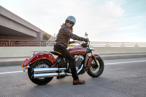 Indian Motorcycle honours Scout's 100 year legacy
