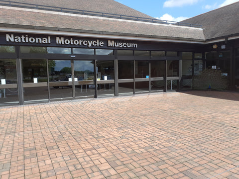 The National Motorcycle Museum