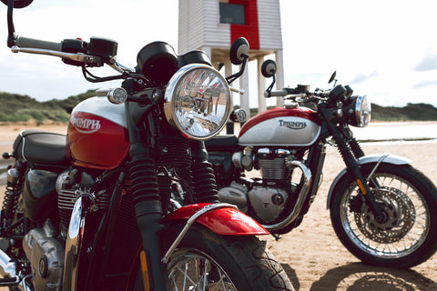 NEW triumph 2020 BUD EKINS BONNEVILLE T120 AND T100 SPECIAL EDITIONS