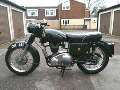 1960 Matchless G3