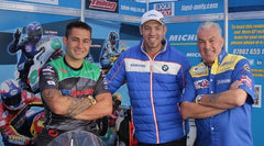 Phil Morris and Peter Hickman