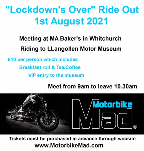 Lockdowns Over Ride Out