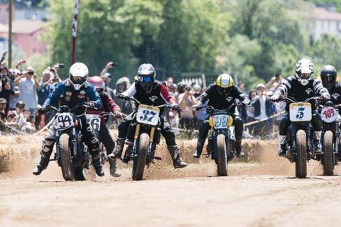 Indian Flat track series 2020