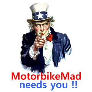 Motorbikemad needs you