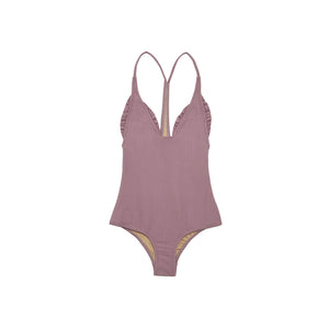 Traveler One Piece | Purple Haze Rib