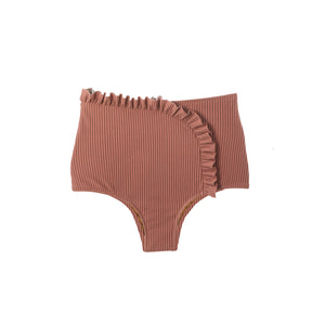Arc Bottom | Mauve Rib