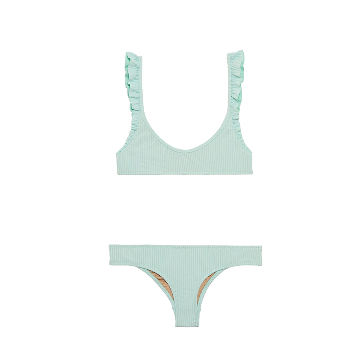 Petal 2 Bottom | Ice Blue