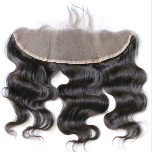 Indian Body Wave Lace Frontal (13*4)- Platinum Collection