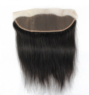 Brazilian Straight Lace Frontal (13*4)- Platinum Collection
