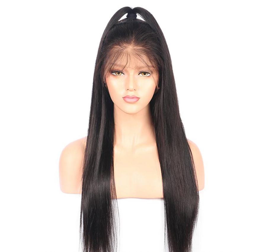 Silky Straight Full Lace Wig Sale