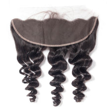 Load image into Gallery viewer, Indian Wavy Lace Frontal (13*4)- Platinum Collection