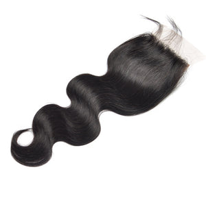 Indian Body Wave Lace Closure (4*4)- Platinum Collection