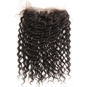 Lucy Wave Lace Frontal (13*4)- Diamond Collection