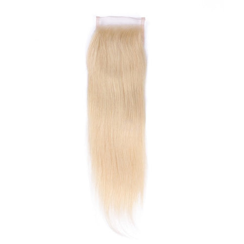 Russian Blonde Lace Closure (4*4) Platinum Collection