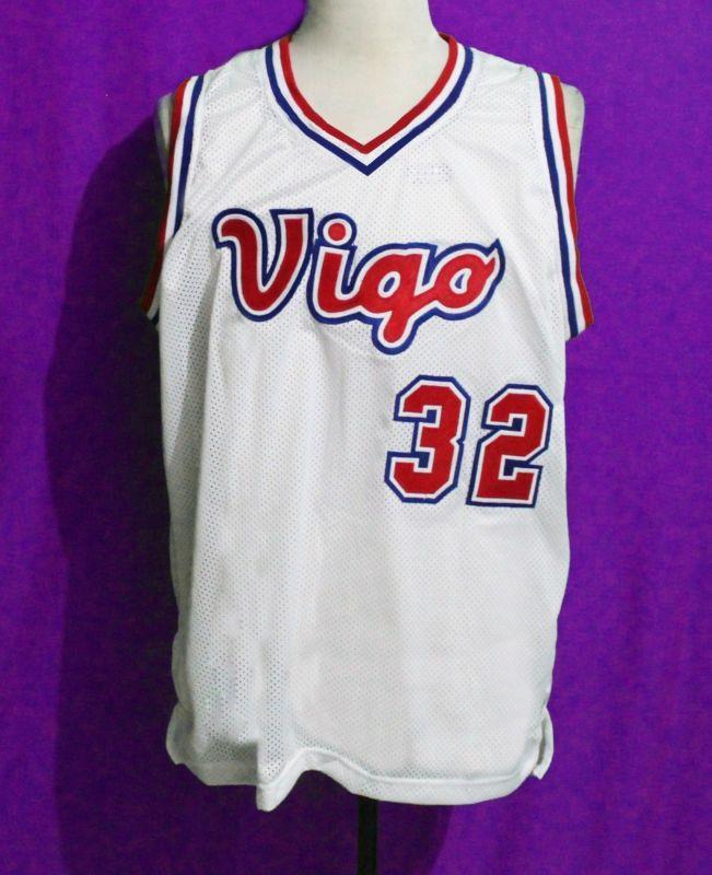 624fae82c Love and Basktball Monica Wright Vigo Movie Jersey 32 - Jersey Champs - Custom  Basketball