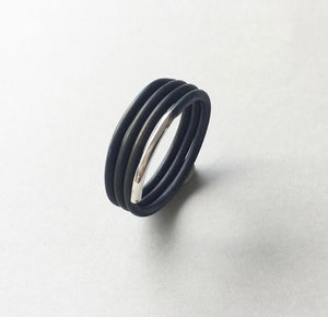 WIRE SILVER RING