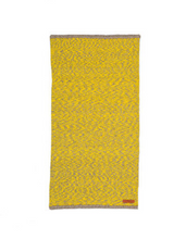 Load image into Gallery viewer, YELLOW SPECKLED WOOL RUG
