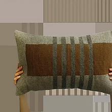 Load image into Gallery viewer, WOOL CUSHION