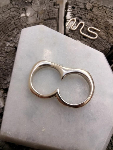 DOUBLE ¨S¨ RING