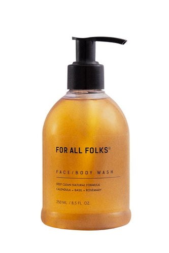 FACE/ BODY WASH