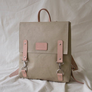 WAX CANVAS BACKPACK