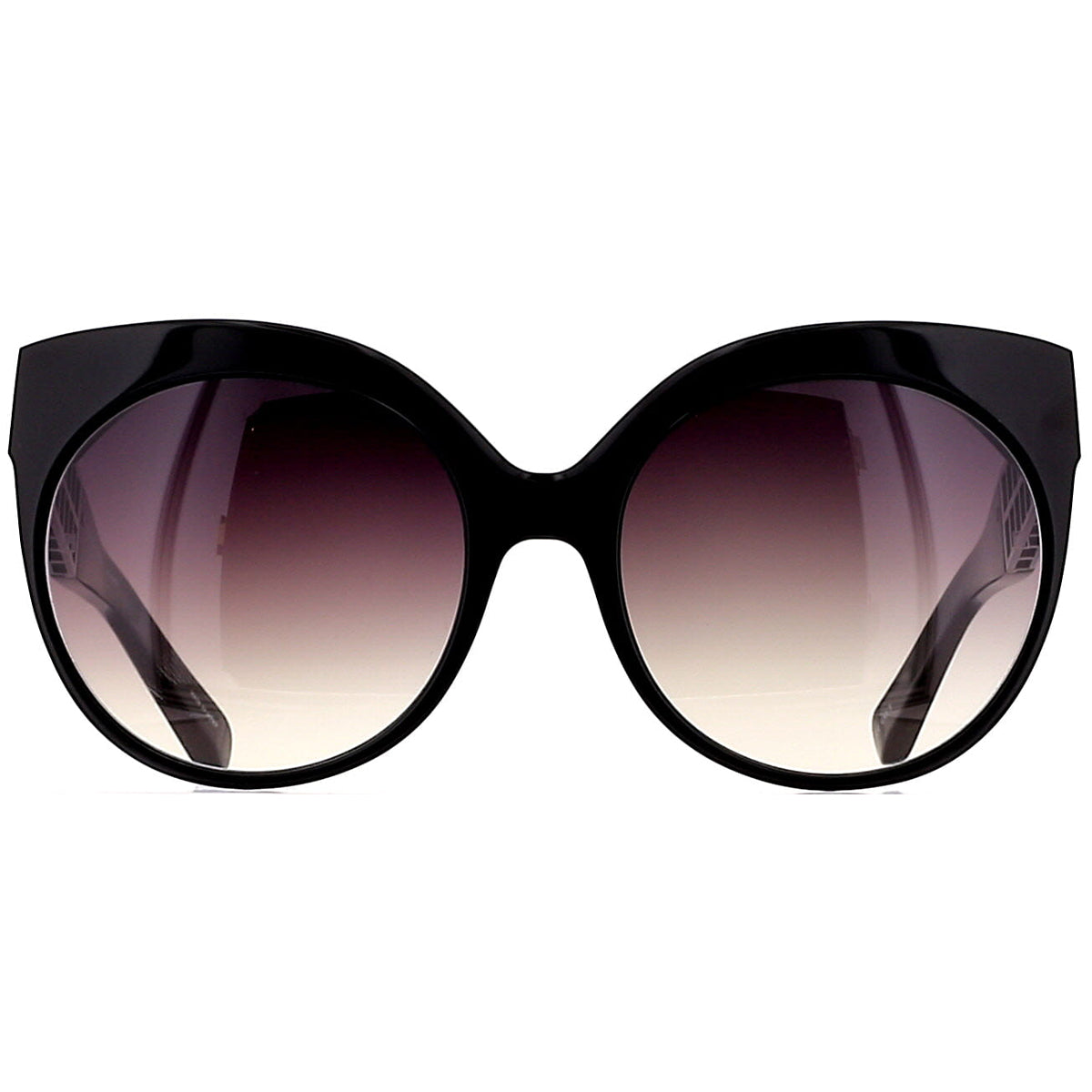 Linda Farrow Luxe LFL388 C4 Sun Black/ White Gold/ Grey