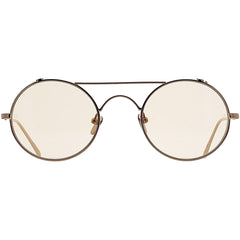 Linda Farrow Luxe LFL427 C13 Sun Rose Gold/ Peach