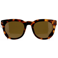 Linda Farrow Luxe LFL597 C3 Sun Tortoiseshell/ Yellow Gold/ Brown