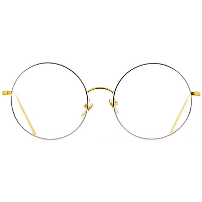 Linda Farrow Luxe LFL647 C7 Optical Yellow Gold/ White Gold
