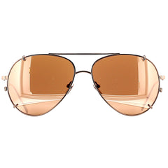 Linda Farrow Luxe LFL666 C3 Optical Ayala Rose Gold/ Rose Gold