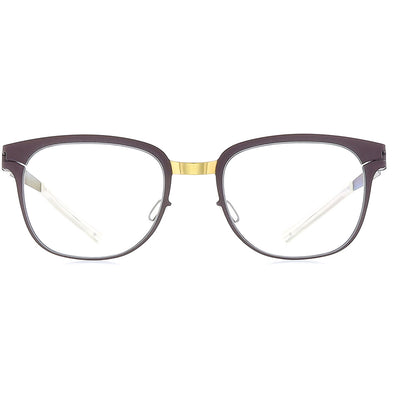 Mykita Decades Camille 164 Gold / Burgundy