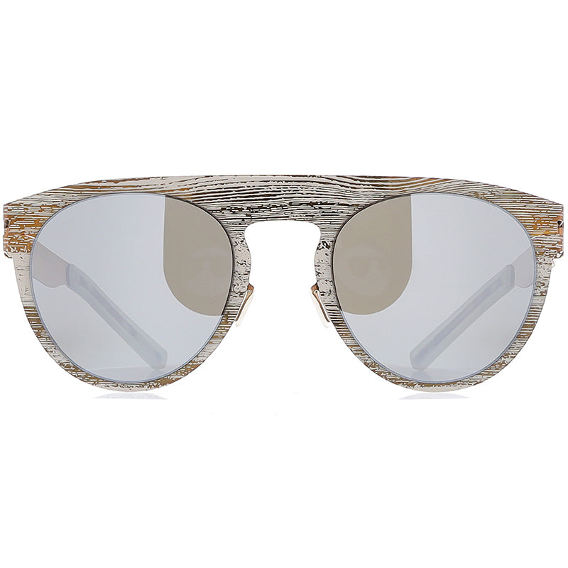 Mykita + Maison Margiela Transfer 004 280 Rose Gold / Light Grey Pine
