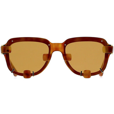 Y/Project YP5 C2 Sun Light Tortoiseshell/ Light Gold/ Brown