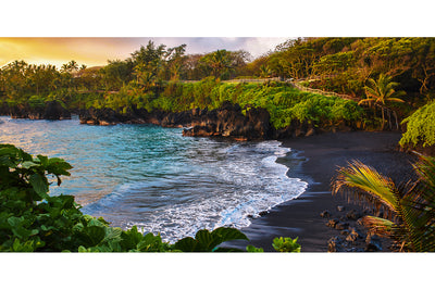 Black Sand Beauty - Hana